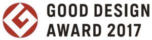 グッドデザイン賞2017ロゴ