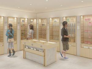レンタル収納の運営ノウハウを応用させた、展示空間の提案