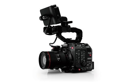 デジタルシネマカメラ [EOS C500 Mark II/EOS C300 Mark III]
