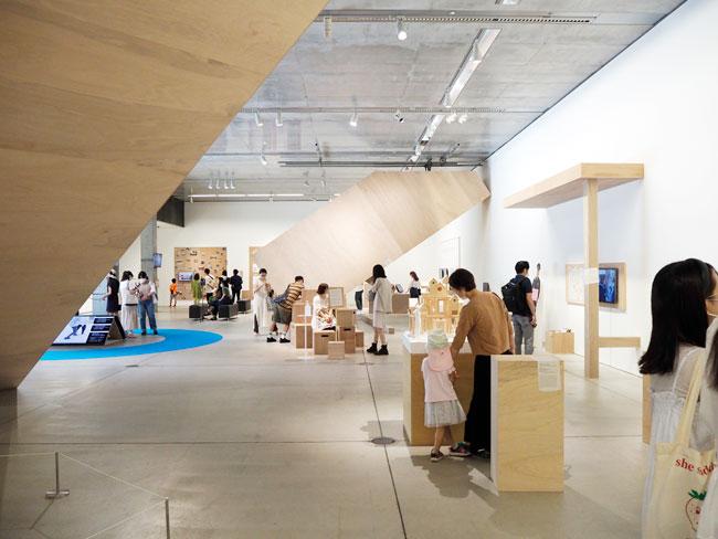 ギャラリー2の展示風景